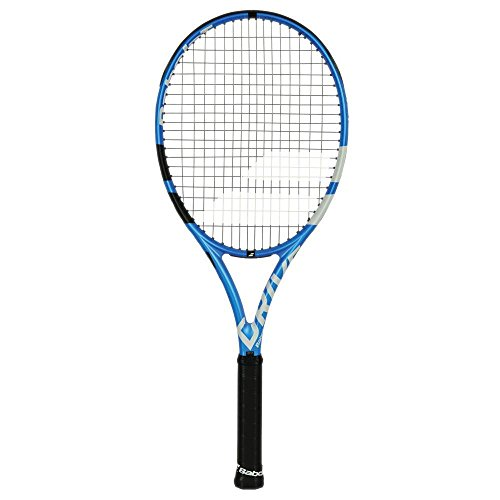 Babolat Pure Drive Tennis Racquet strung with Custom Colors