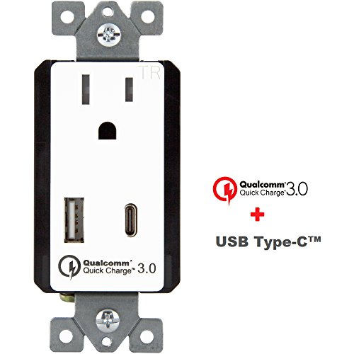 topgreener-quick-charge-30-usb-in-wall-charger-outlet-type-c-with-type-a-tu1152qcac3-for-samsung-gal