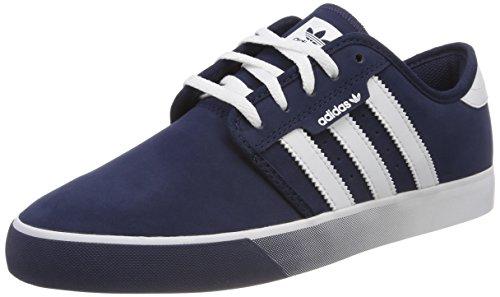 000 maruni Seeley Hommes Gum4 De Adidas Ftwbla Bleu Pour Chaussures Skateboard OxRng0qv
