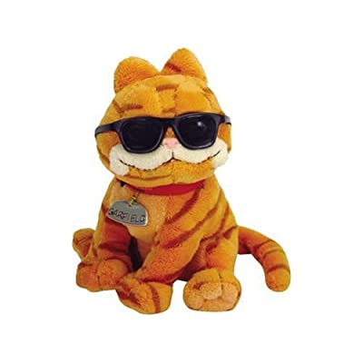 Ty Cool Cat - Garfield with Sunglasses: Toys & Games