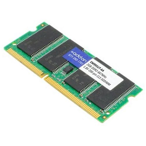 - Add-on-Computer Peripherals L Addon Hp Em995ut Compatible 2gb Ddr2-667mhz Unbuffered Dual Rank 1.