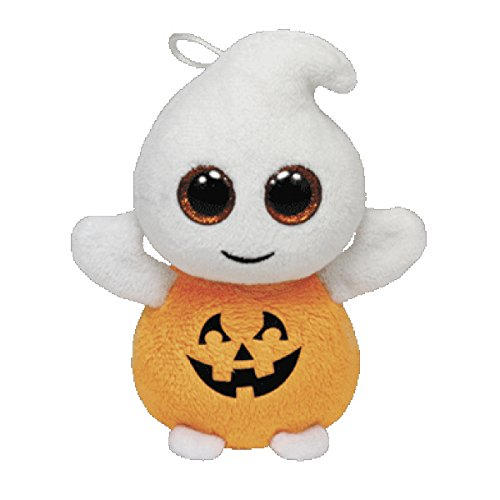 Ty Halloweenie Beanie Scary - Ghost