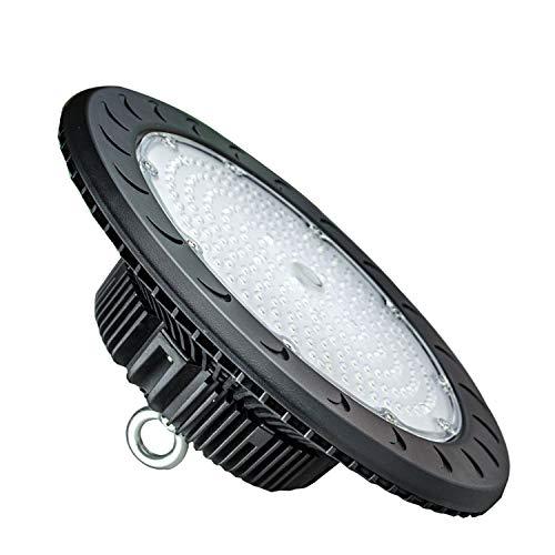 Ufo Led Shop Lights: UFO High Bay LED Shop Lighting,Works From 110V To 277V