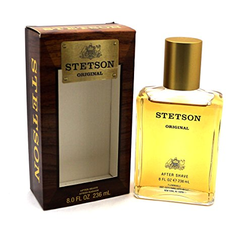 Price comparison product image Stetson by Coty 8 oz After Shave for Men