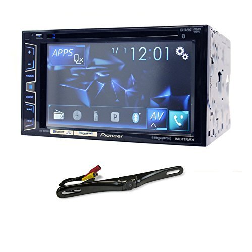 Package: Pioneer AVH-X2700BS 6.2