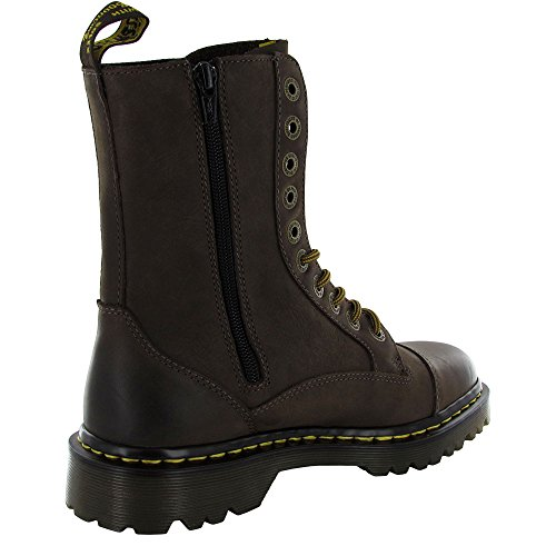 Wyoming Burnished 1460 4 6 UK Brown EU Women's US Martens Justyna Dr 37 YapXw