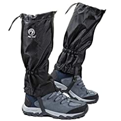 Pike Trail Leg Gaiters - Waterproof and ...