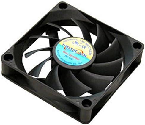 MASSCOOL 70mm Cooling Fan FD07015B1M3//4