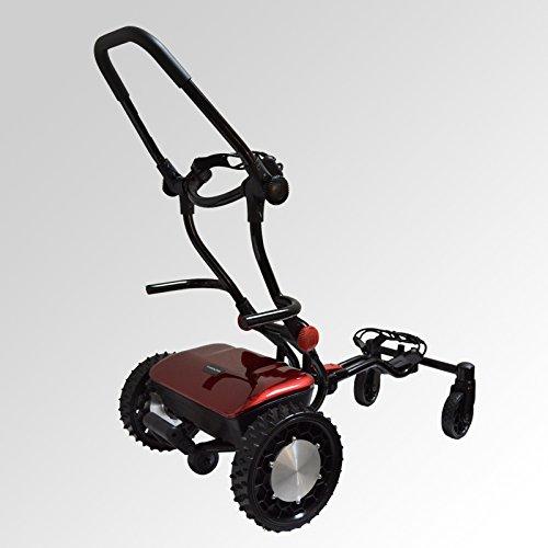 FTR Caddytrek R2 Red Robotic Electric Golf Cart Caddy Trek by FTR (Image #3)