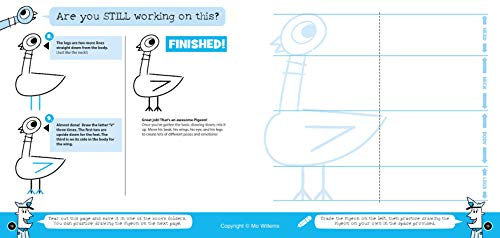 Don't Let the Pigeon Finish This Activity Book! (Pigeon series) (Pigeon (8))