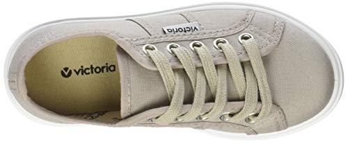 Zapatillas Beige Para Lona Victoria Basket 80 Niñas beige qFzCPf