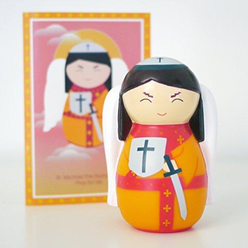 Shining Light Dolls St. Michael the Archangel Collectible Vinyl Figure