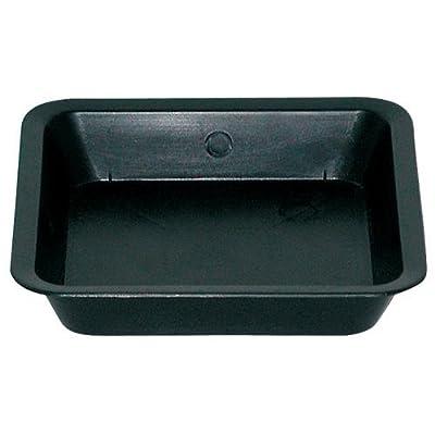 Gro Pro 725450 Black Square Saucer for Pot, 5 Gallon : Garden & Outdoor