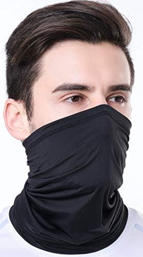 DD DEMOISELLE 3D Face Shield Neck Gaiter Headwear Magic Scarf Balaclava Bandana