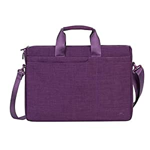 RivaCase Fabric Purple Laptop Bags