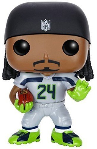 Image Unavailable. Image not available for. Color  Funko POP NFL  Wave 2 - Marshawn  Lynch ... f155b7c05