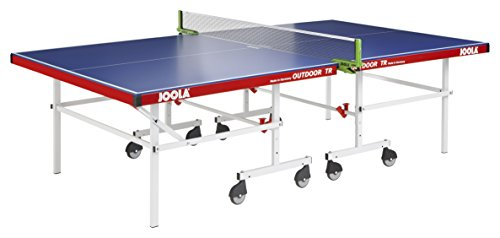 JOOLA Outdoor TR Table Tennis Table with Net Set (Large Image)
