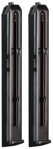 Bb Gun Magazine - Crosman 2 Pk Spare Clips for P10, C11 and TACC11 BB Air Pistols
