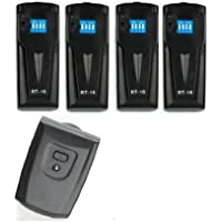 Neewer Wireless Studio Flash RT-16 Trigger +4 Receivers - 16 CHAN