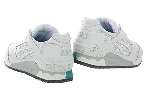 Blanco Asics Hombres Running Gel respector De Shoe nnZSazCP