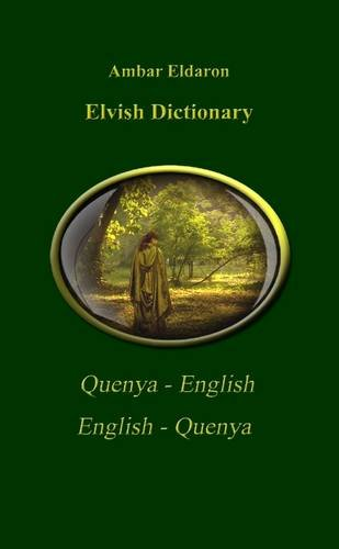 Elvish Dictionary Quenya-English English-Quenya – LOTR