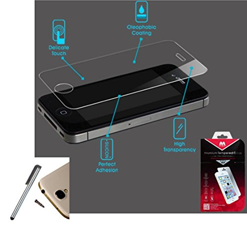 0.4mm Premium Tempered Glass Screen Protector for iPhone 4 4S - 7