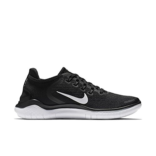 size 40 31a75 879c2 Galleon - NIKE Womens Free RN 2018 Running Shoe BlackWhite S