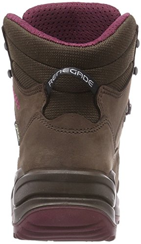 Lowa Mid WS Bacca Chaussures Renegade Femme d'escalade Espresso Multicolore GTX 4251 rx6UrHwPqf
