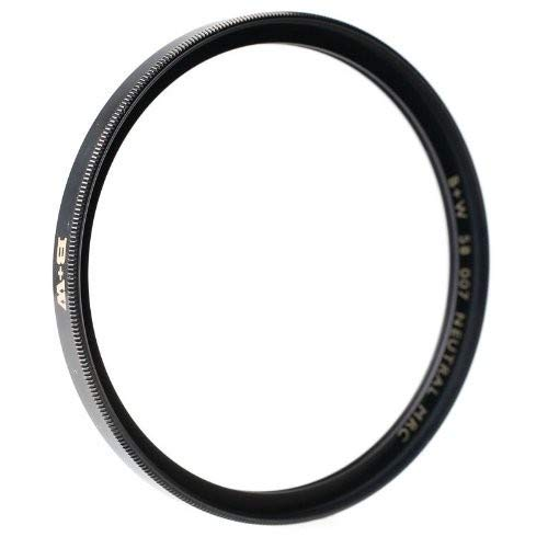 B+W 112MM F-PRO CLEAR with Multi-Resistant Coating (007M) for Camera Lens by B + W