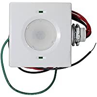 Sensor Switch Cmb-480-2P Sensor Switch 208/240/480V 2 Pole, High Mounting Box Occupancy Sensor White