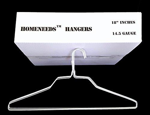 Homeland Goods Wire Hangers 18