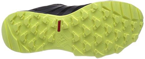 adidas Kanadia 7 Trail GTX, Women's Running Shoes Black (Core Black/Semi Frozen Yellow F15/Chalk White)