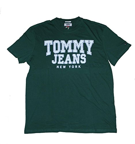 Jeans Green Tommy Homme shirt T xUXxfqp