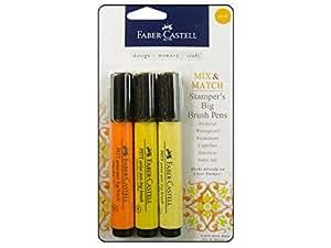 Faber-Castell Design Memory Craft FBR770051 Stampers Big Brush Pen