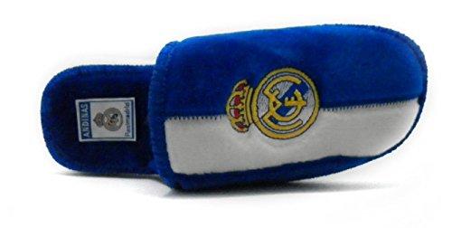 Andinas 790-90 - Zapatillas de estar por casa (Real Madrid C.F.)