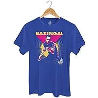 Camiseta The Big Bang Theory Sheldon Bazinga!