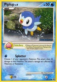 Pokemon - Piplup (72) - Majestic Dawn