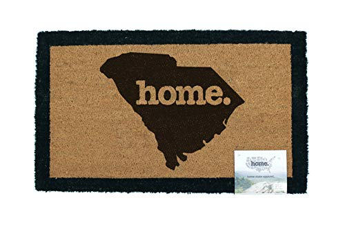- Home State Apparel South Carolina Home Coir Door Mat
