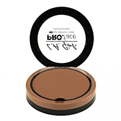 Get a flawless finish with PRO.face Matte Pressed Powder. Helps cover imperfections with a long wearing, oil controlling formula. Buildable coverage can be applied alone for a soft, radiant look or over liquid foundation for fuller coverage. ...
