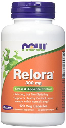 NOW FOODS Relora 300MG, 120 Count