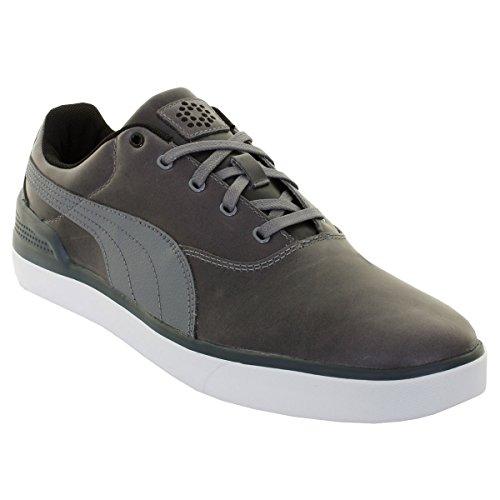 Puma Monolite v2 steel gray-black, Größe:42