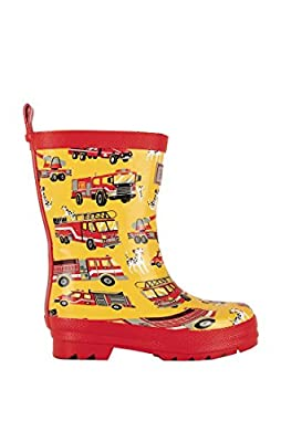 Hatley Boys Printed Rain Boot