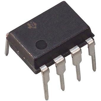 Amazon.com: tl072acp IC Dual j-fet Op-Amp 8 Pin DIP ...