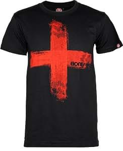 """Bones Bearings Swiss """"Templar"""" T-Shirt ,Color May Vary, Medium"""