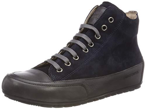 Cooper a 000 Sneaker Blau Donna Collo Navy Candice Camoscio Alto 1vByaawq
