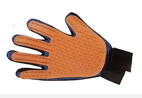 Gant Magic Brosse de nettoyage pour animaux de compagnie (Green, Right Hand) Lalang