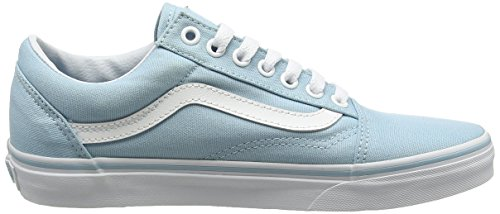 Crystal Blu EU Basses Old Skool 36 Femme UA Vans Baskets nawYfTYq
