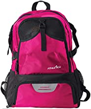Athletico National Soccer Bag - Backpack for Soccer, Basketball & Football Includes Separate Cleat and Bal