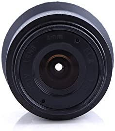 Acouto 1.25 Inch 4mm Fully Coated HD Eyepiece Plossl Eyepiece Lens for Telescope Accessory