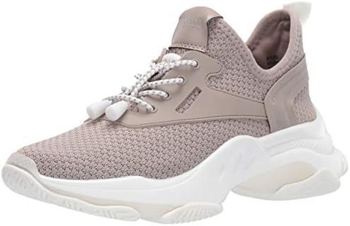 37c420b0d34 Steve Madden Women's Myles Sneaker, Taupe, 5.5 M US: Amazon.com